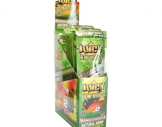 "Juicy Jay Hemp Blunt ""Manic"" – Mango Papaya"