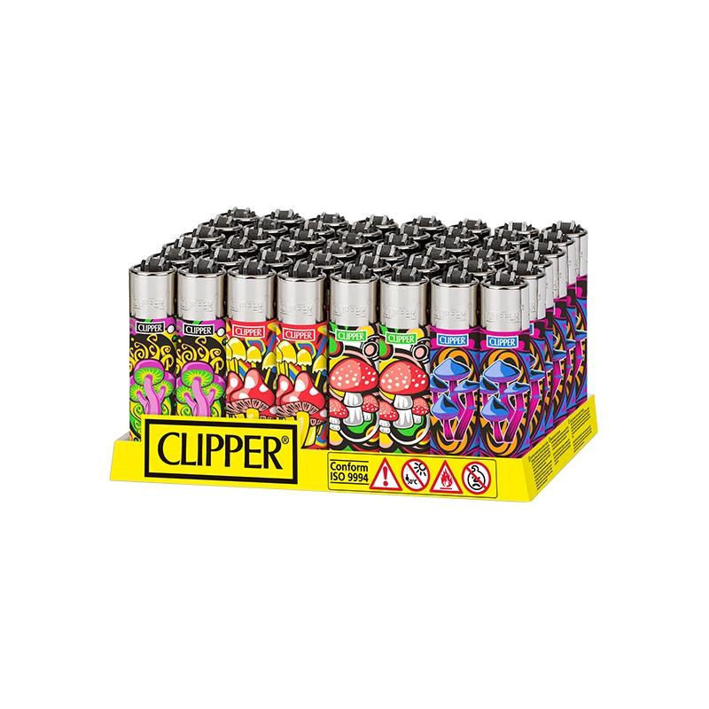 clipper mushrooms