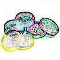 Acrylic grinders